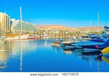 The Morning In Marina