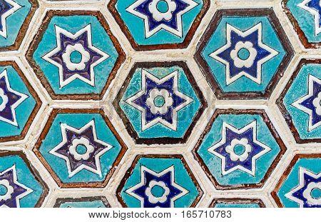 The Stars On Tiles