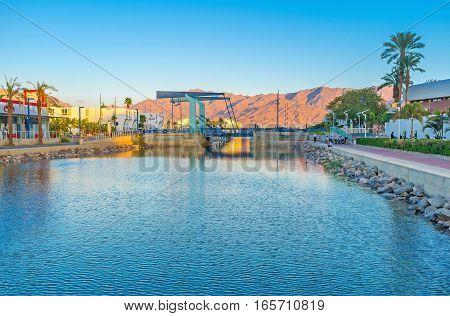 The Bridge In New Lagoona