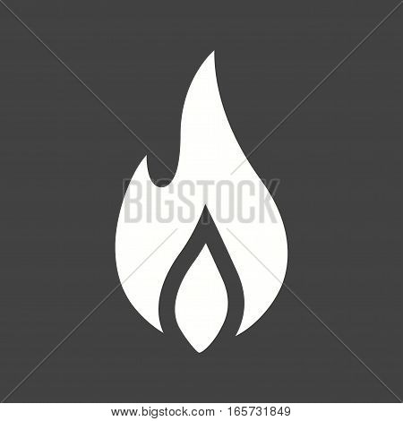 Fire, firefighter, building icon vector image. Can also be used for firefighting.