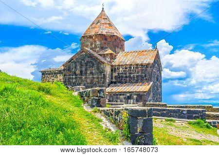 The Church Among The Greenery