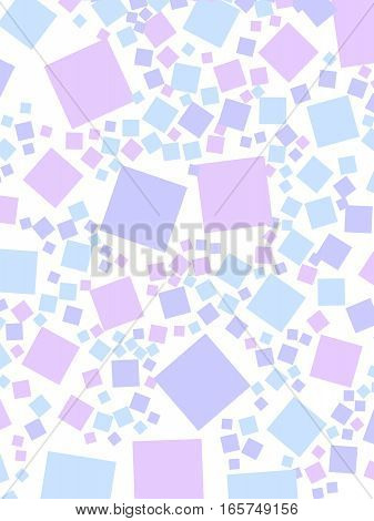 Abstract Background With Random Pixels. Pattern For Happiness Concept.