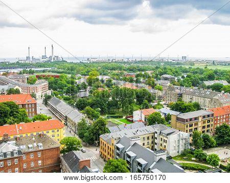 Hdr Copenhagen Denmark