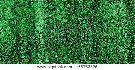 Concrete, concrete wall, concrete background, concrete texture. Colored concrete. Green concrete. Concrete. Green grunge.