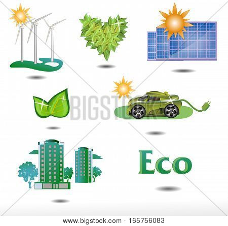 Eco - is a concern for nature, concern for the future of humanity