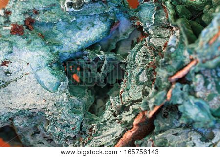 Green Malachite Minerals