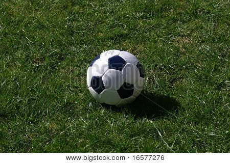 Soccerball or football - depends on where you live