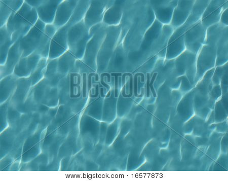 Top view of a prismatic pool texture perfect as a summer background - high resolution large file