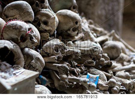 Fontamels Cimitery, Naples