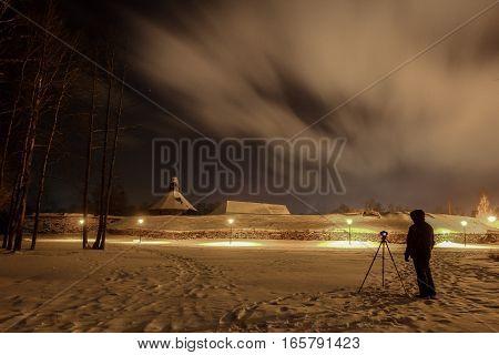 The fortress of Karelia, Leningrad oblast, Karelian isthmus, Russia