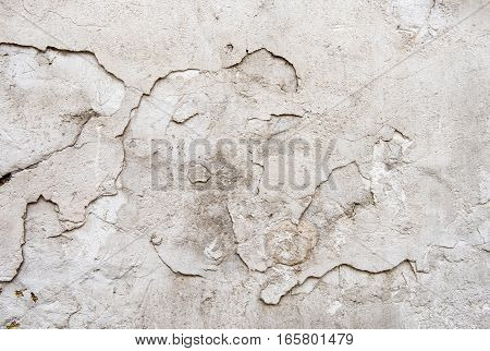 White grungy abstract surface wall background with various textures