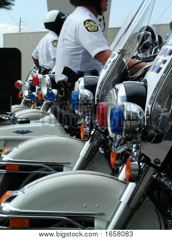 Motocycle Police