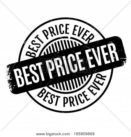 Best Price Ever rubber stamp. Grunge design with dust scratches. Effects can be easily removed for a clean, crisp look. Color is easily changed.