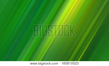 Rays of lines with green minty red gradient color