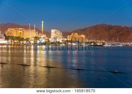 Hotels In Eilat, Israel Red Sea Resort City