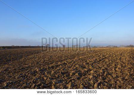 Frosty Plow Soil