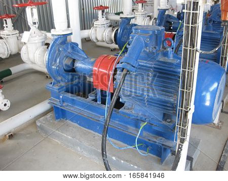 Pumps For Water.