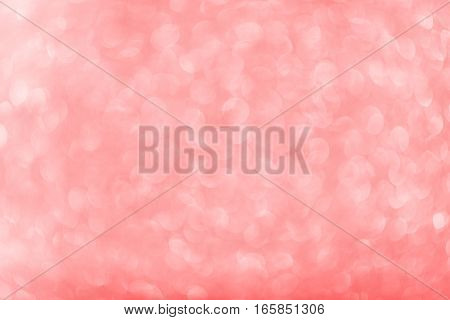 Valentines day beautiful abstract  red bokeh background