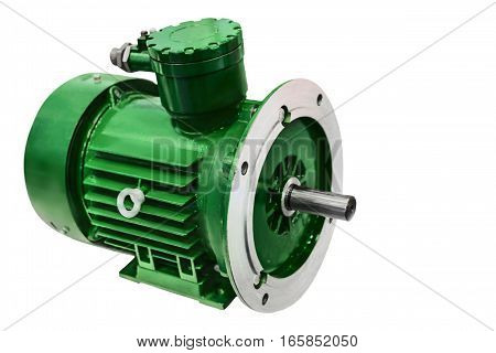 modern electric motors have high performance and reliability