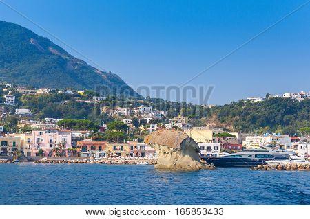 Lacco Ameno Town, Ischia Island