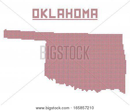 Oklahoma Dot Map