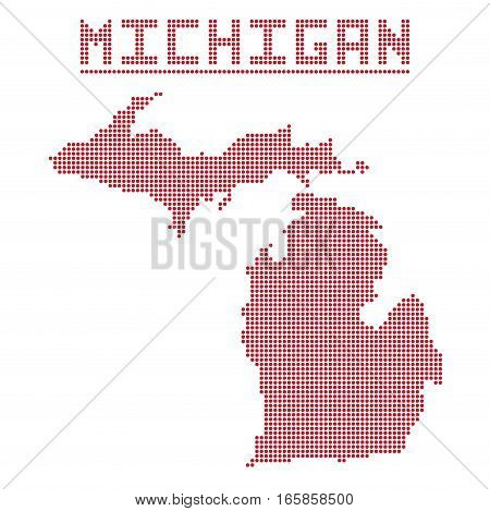 Michigan Dot Map