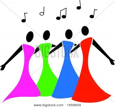 Woman'S Quartet