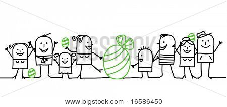 group and Easter