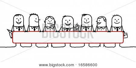 teamwork & blank space