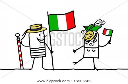 People and Italy