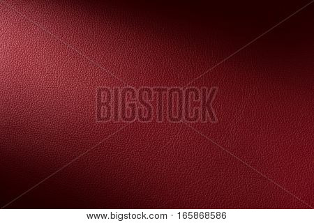 Rich Brown Leather Swatch