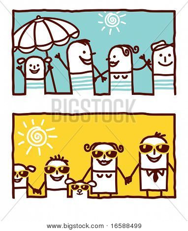 summer people & family