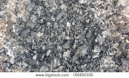 Natural coals background. Natural Coals abstract texture