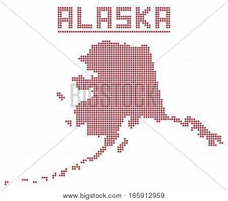 Alaska Dot Map