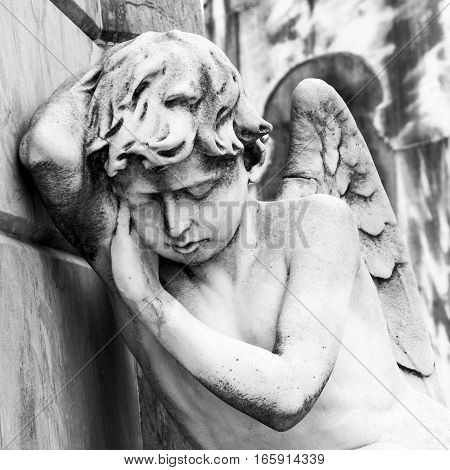 Mourning Angel