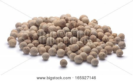 Pile Of White Pepper (piper), Paths