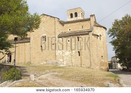 San Leo  Rimini Emilia Romagna Italy San Leo