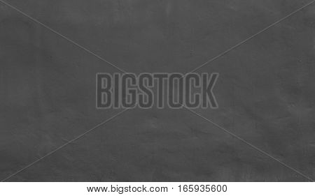 Black Gray Wall Background From Cement