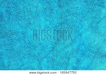 blue towel material real texture for your design