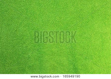 green towel textural surface real texture for your design
