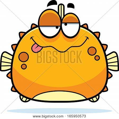 Drunk Little Blowfish