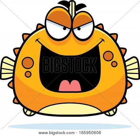 Evil Little Blowfish