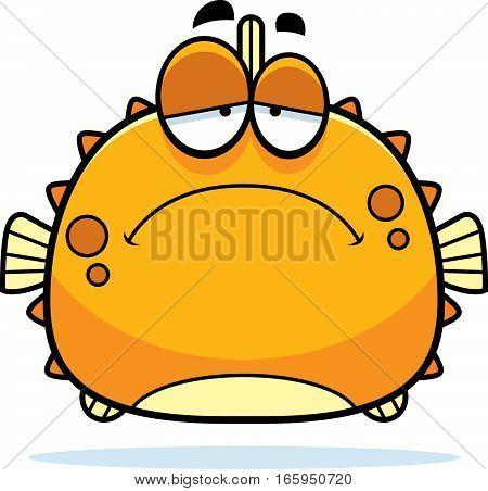 Sad Little Blowfish