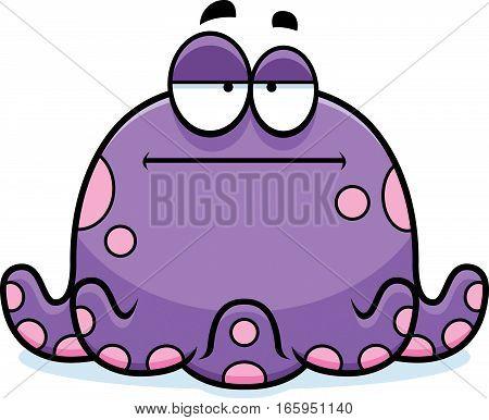 Bored Little Octopus