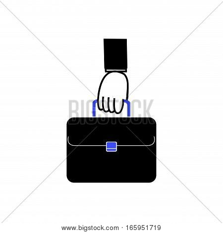 Isolated Business Icon