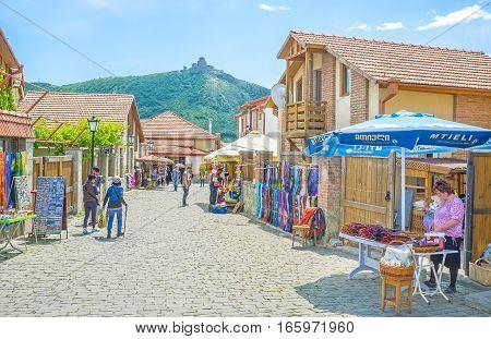The Walk In Mtskheta