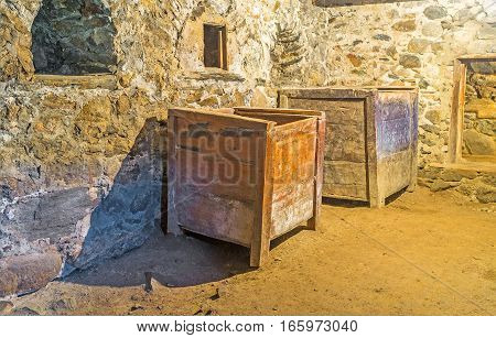 The Medieval Root Cellar