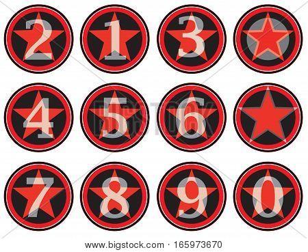 Numbers-set-1
