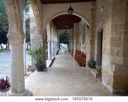 Saint Lazarut Church In Larnaka