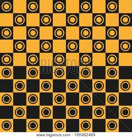 Seamless Pattern Chessboard